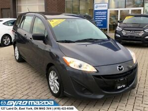 2015 Mazda 5 GS NO ACCIDENTS! GS, FWD!