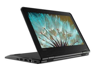 Lenovo Laptop Yoga Quad Core CPU Touchscreen Windows 10 Webcam 4GB 128GB SSD