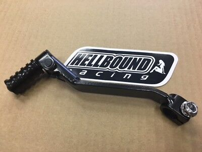 New Honda TRX250r 250r folding black steel engine shift lever shifter 1986-1989