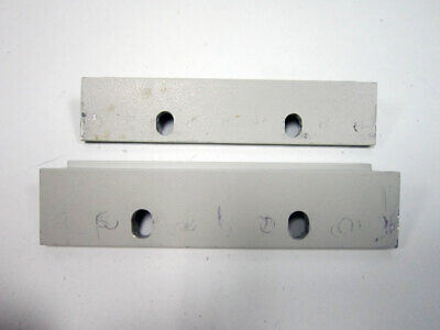 Set Hp 5.25 3u Rack Mount Matte Medium Grey Agilent Test Equipment Wear