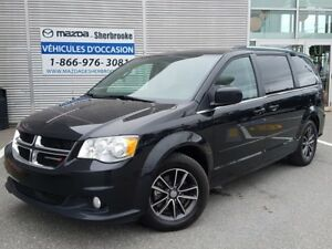 2017 Dodge Grand Caravan SXT Premium Plus cuir mags phares antib