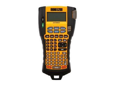 Dymo Rhino 5200 Hard Case Kit Industrial Label Maker 1756589