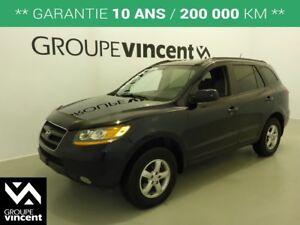 2008 Hyundai Santa Fe GLS AWD**GARANTIE 10 ANS**