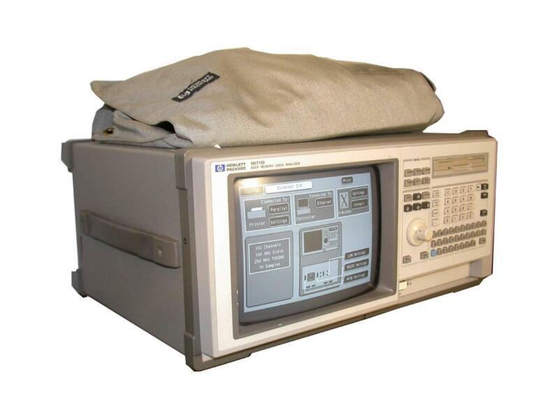 Hewlett Packard HP / Agilent 1671D Deep Memory Logic Analyzer