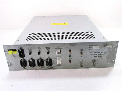 3d Systems 17537-904-02 Power Supply