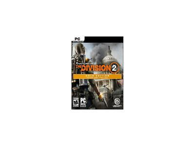 AMD Rewards - Tom Clancy's Division 2 Gold Edition & World War Z PC Game Code
