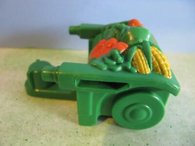 Fisher Price Little People Animal Sounds Zoo - Fisher Price LITTLE PEOPLE ANIMAL SOUNDS Zoo FARM BARN Green Veggie Food CART