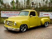 Classic 56 Studebaker 5.7 V8 - Custom Pickup Chevy Hot Rod/Restomod/Muscle Truck