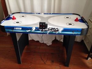 Compact Air Hockey Table Watsons Bay Eastern Suburbs Preview