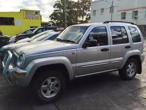 Jeep Cherokee Belmore Canterbury Area Preview