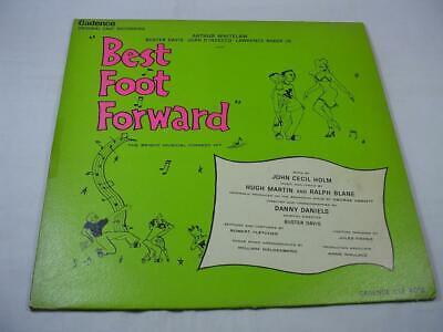 Best Foot Forward - Original Cast Recording - Cadence Records
