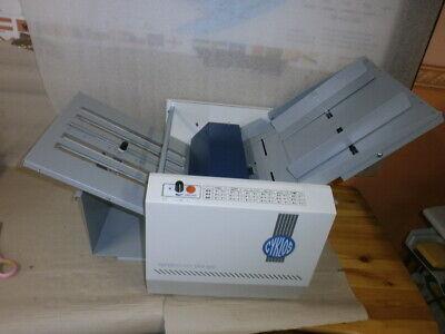 Cyklos Cfm 600 Paper Folder Machine 3645