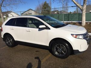 Mint shape ford edge limited