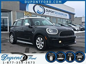 2018 MINI Cooper Countryman AWD - TOIT - CUIR - MAG - IMPECCABLE