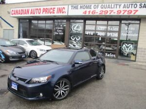 2013 Scion tC SUN-ROOF-SPOILER-ALLOYS-