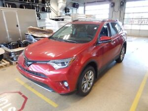 2017 Toyota RAV4 Limited Brand new