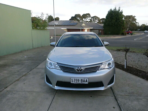 Toyota Camry Altise Sedan 2013 Valley View Salisbury Area Preview