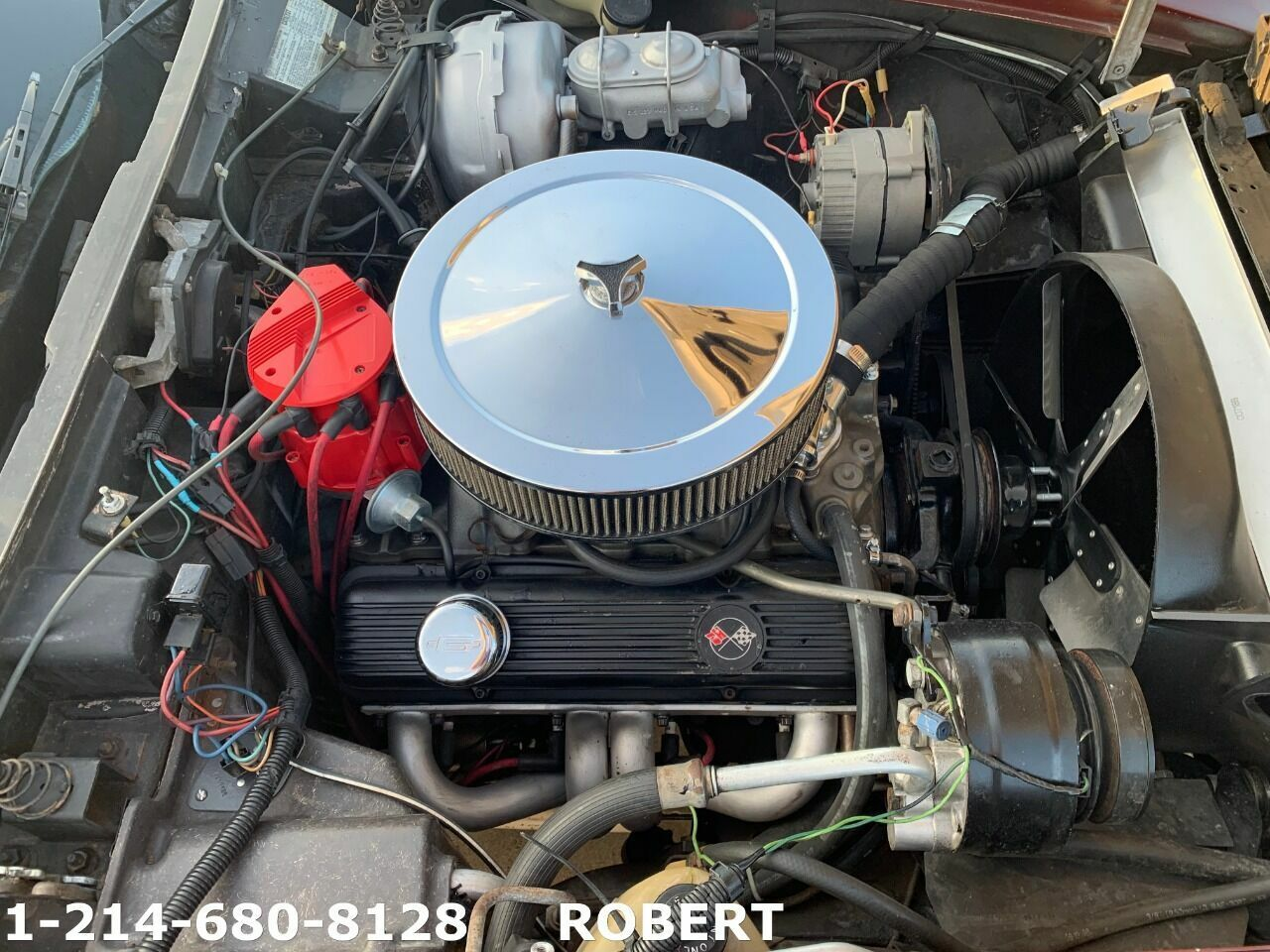 1978 Burgundy Chevrolet Corvette   | C3 Corvette Photo 8