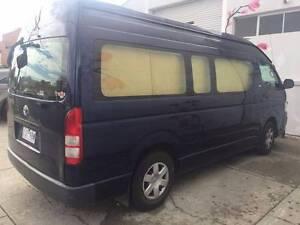 2008 Toyota Hiace Van/Minivan Blackburn Whitehorse Area Preview