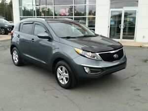 2015 Kia Sportage LX AWD, Heated seats
