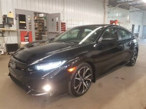 2017 Honda Civic Sedan Si 1.5 TURBO BAS KILO + KTUNER 23 PSI !