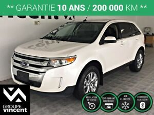 2011 Ford Edge LIMITED**GARANTIE 10ANS**