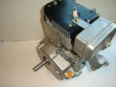 Never Started 10HP Tecumseh Engine Short Block LH358XA 3/4  MTD Ariens Craftsman