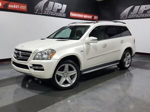2012 Mercedes-Benz GL-Class GL 350 BlueTEC-AWD-AMG PACKAGE-NAVI-