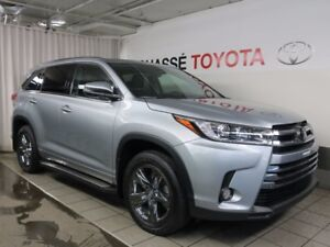 2017 Toyota Highlander Limited AWD + 8 PNEUS