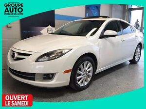 2011 Mazda Mazda6 GS LUXE CUIR TOIT A/C