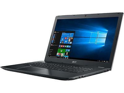 "NEW Acer Aspire E5-774G-78YX 17.3"" Laptop Notebook 256 GB SSD 1 TB HDD GTX 950M"