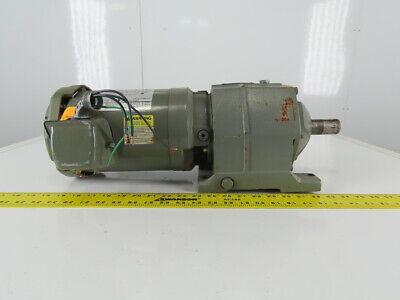 Us Motors Cbn220sb622mt1402 2hp Inline Gear Motor 208-230460v 2ph 78.04rpm