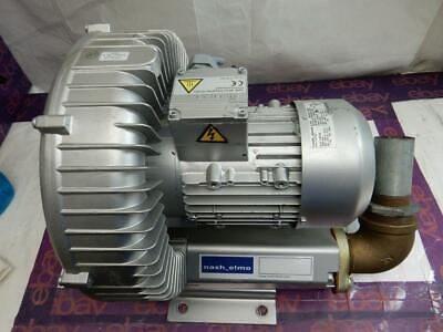 Nash Elmo Rietschle 2bh1500-7ah06 Side Vacuum Pump Compressor Blower Motor