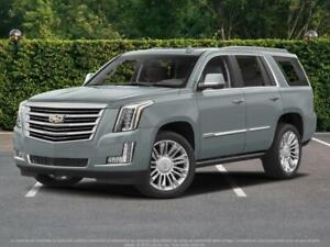 2018 Cadillac ESCALADE PLATINUM 4WD (1SD)