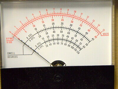 Replacement Ac Volt Meter Nib Heath Kit 407-143