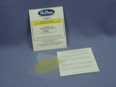 Nu-Hope #4049 Oval Skin Barrier Disc - 3½