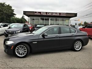 2014 BMW 5 Series 528iXDRIVE|EXECUTIVE|NAV|SUNROOF|