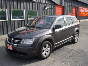 2014 Dodge Journey Canada Value Pkg ONLY 51000KMS