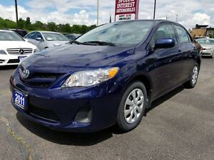 2011 Toyota Corolla CE CE !! AIR CONDITION !! KEYLESS !! ACCI...