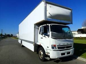 Mitsubishi Furniture Truck Pantech Welshpool Canning Area Preview