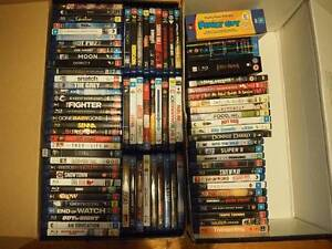 Dozens of BluRay Titles, all great condition, $4 ea or 6 for $20! Northcote Darebin Area Preview