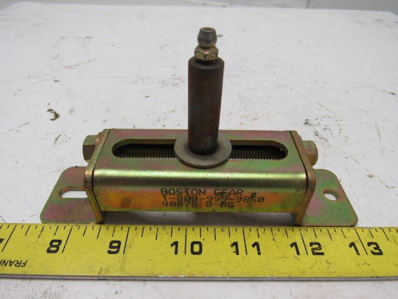 Boston Gear 48878 0-BG Adjustable Screw Roller Chain Drive Tensioner