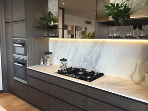 Stone bench tops vanity shop counter top Revesby Bankstown Area Preview