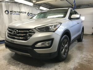 2013 Hyundai Santa Fe All-wheel drive!