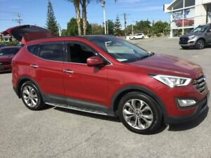 2013 Hyundai Santa Fe DM MY14 Highlander Red 6 Speed Sports Automatic Wagon Morley Bayswater Area Preview