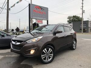 2014 Hyundai Tucson LIMITED AWD - NAVI -REAR CAMERA - PANO ROOF!