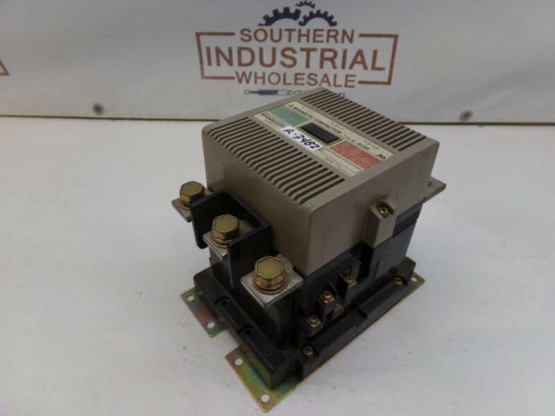 Mitsubishi S-K180 3-Pole SP Magnetic Contactor