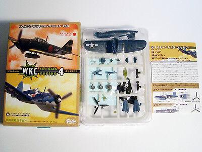 1/144 Wing Kit Collection VS Vol.4 #2B F4U-1D Corsair 83th FG F-toys