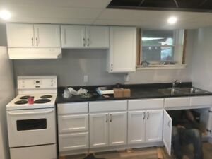 1 bed North End H/HW/W/Cable/Internet Inc.