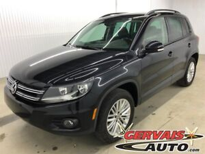 2015 Volkswagen Tiguan Special Edition AWD 4Motion Bluetooth Cam